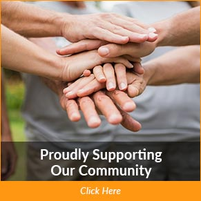 proudly supporting the community