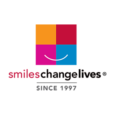 smiles change lives logo