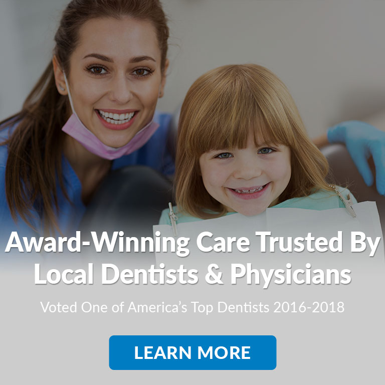 voted america's top dentist