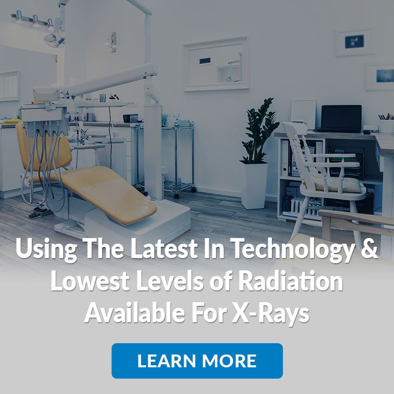 low level X-ray treatment