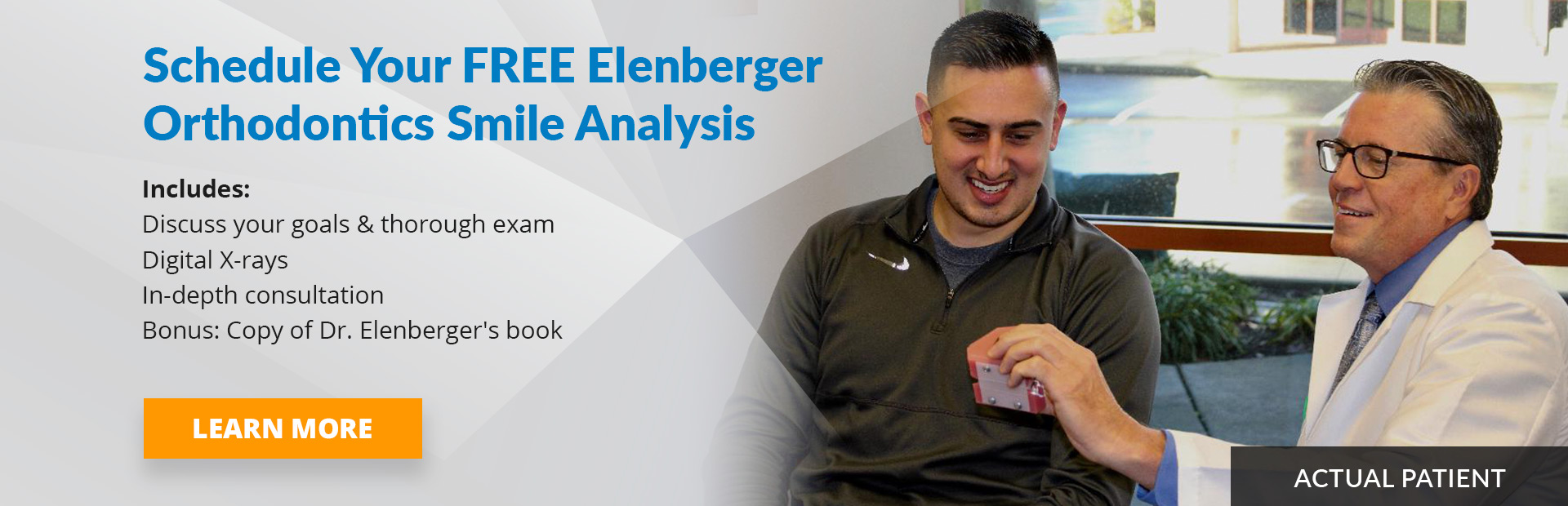 elenberger orthodontics smile analysis